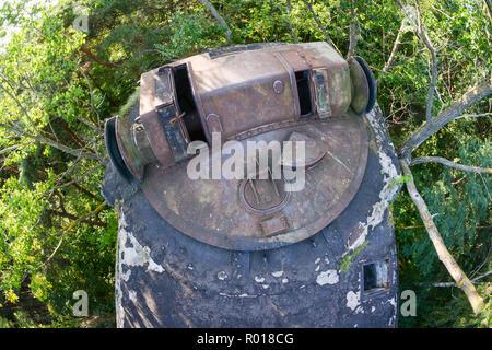 Entfernungsmesser Panzer : Gepanzerte turm der entfernungsmesser polnischen marine