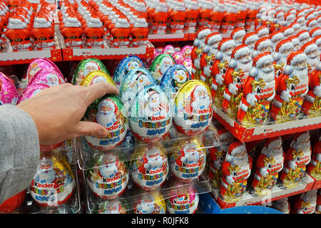 Kinderschokolade Ei