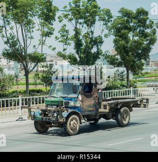 Einen Hohen Einsatz Wagen