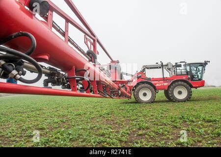 Agrifac Feldspritze - Stockfoto