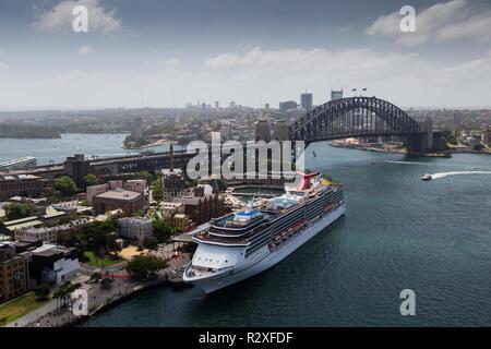 Öffnen Sydney präsentiert von Sydney lebende Museuems. Diese Veranstaltung jedes Jahr ermöglicht Sydneysider bis 40 von der Stadt die meisten bedeutenden Gebäuden und sp besuchen - Stockfoto