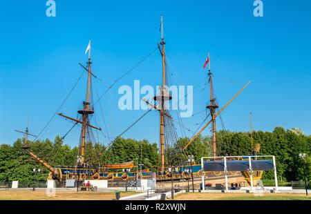 Goto Predestinatsia Boot in Voronezh, Russland - Stockfoto