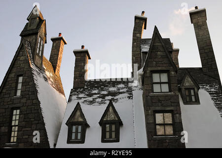 Hogsmeade harry potter - Stockfoto