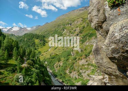 Klettersteig Obergurgl : Zirbenwald klettersteig foto bild landschaft berge klammen