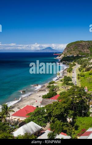 Sint Eustatius. Oranjestad Bay