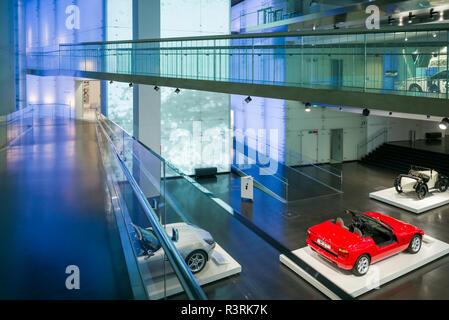 Deutschland, Bayern, München. BMW Museum, Bmw Roadster (Redaktionelle nur verwenden) - Stockfoto
