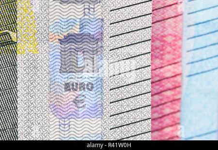 zehn euro banknote auf wei em hintergrund stockfoto bild. Black Bedroom Furniture Sets. Home Design Ideas