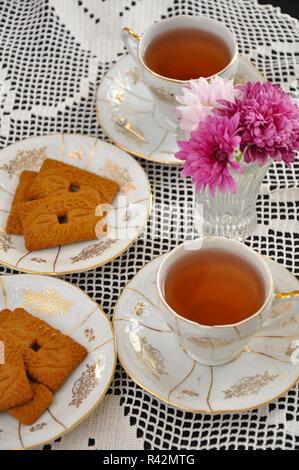 Tea-time - Stockfoto