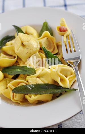 Tortellini - Stockfoto