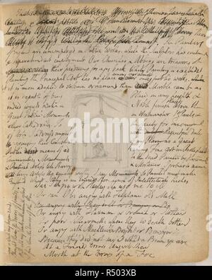 Gedichte Von William Blake Notebook Von William Blake England Ca
