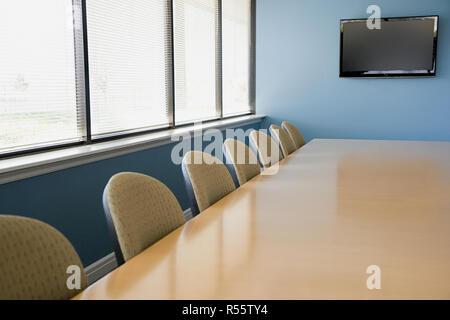 Leeren Konferenzraum - Stockfoto