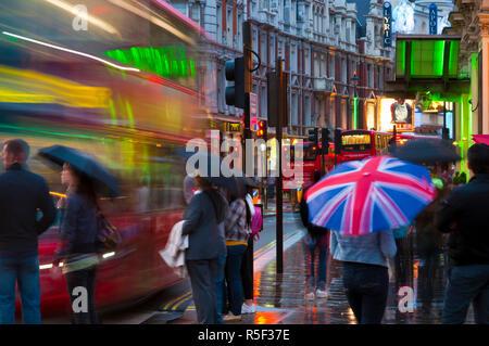 Großbritannien, England, London, Piccadilly Circus - Stockfoto