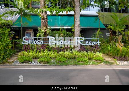 Insel Sentosa, Singapur, Asien. - Stockfoto