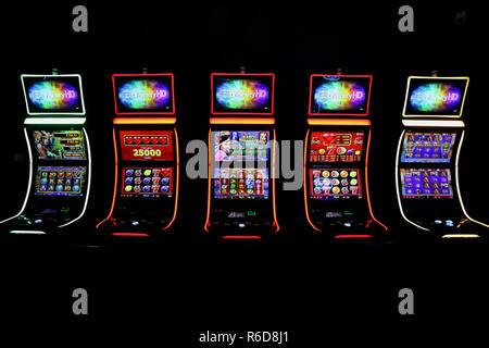 geld spielautomaten von bally wulff