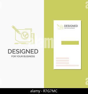 Creative Business Card Und Logo Vorlage Tuch Elektronische