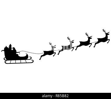 Santa Claus Rentiere Namen