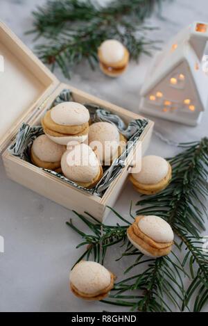 Deutsche Weihnachtsplätzchen - Stockfoto