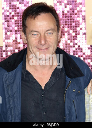 Oct 23, 2018 - Jason Isaacs, Bohemian Rhapsody Weltpremiere, SSE, Wembley Arena in London, Großbritannien - Stockfoto