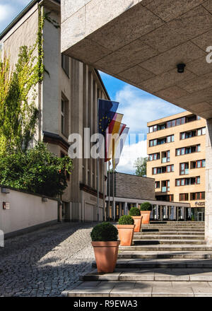 Berlin-Mitte. Der Katholischen Akademie Bildungsstätte des ...