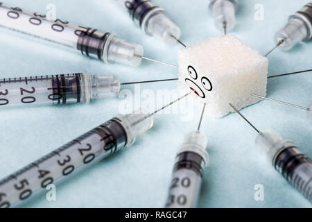 Insulin richtig spritzen: Wie geht das? - Dianol
