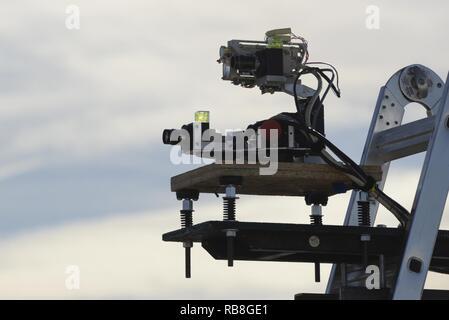 Laser Entfernungsmesser Mit Kamera : Eine kamera und laserentfernungsmesser teil des zählers