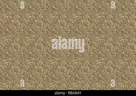 Light Stone Street Detailansicht Steinboden Muster Hintergrund, Textur