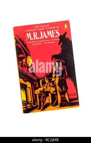Taschenbuch Kopie der Pinguin komplette Ghost Stories von M.R. James. Geschichten erstmals im Jahre 1931 veröffentlicht.