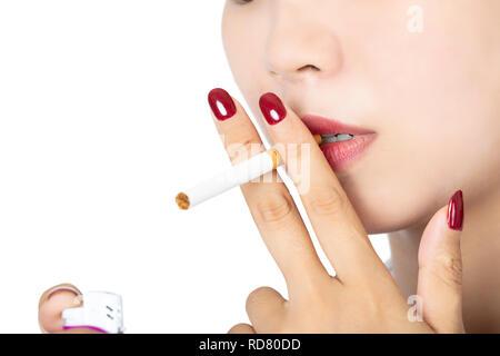 Zigarette Auf Englisch