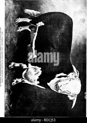 . Geschichte der Hereford Rind: Bewährte abschließend das älteste der verbesserten Rassen. Hereford Rind. . Bitte beachten Sie, dass diese Bilder sind von der gescannten Seite Bilder, die digital für die Lesbarkeit verbessert haben mögen - Färbung und Aussehen dieser Abbildungen können nicht perfekt dem Original ähneln. extrahiert. Miller, T.L. (Timothy Lathrop), 1817-1900; Sotham, Wm. H. (William H.). Chillicothe, MO: T. F.B. Sotham
