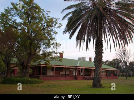 Willandra Station, New South Wales, Australien - Stockfoto