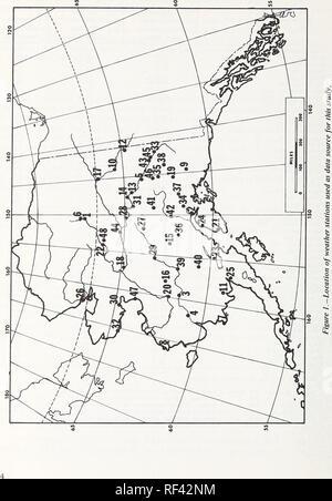 Waldbrände Alaska Karte.Brand Saison Klimatischen Zonen Von Festland Alaska Waldbrände In