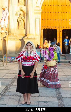 Aus einem mexikanischen amerikanischen mädchen