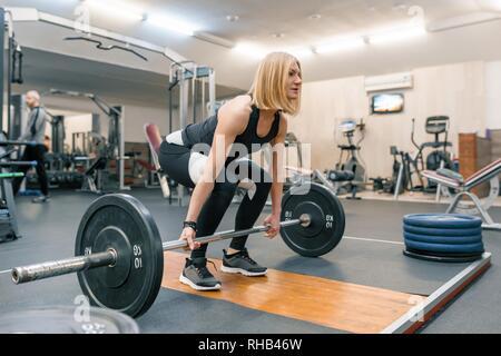 Frauen mit muskeln treffen