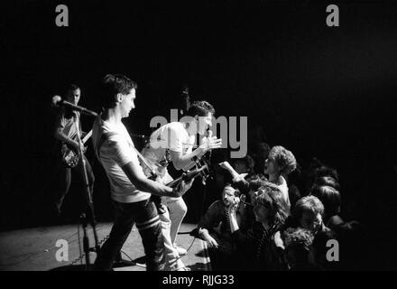 Starshooter Konzert im Bataclan, 1978 - Stockfoto