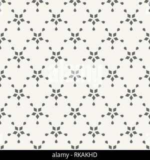 Zusammenfassung nahtlose Muster. Symmetrische geometrische Formen. Vector Hintergrund. - Stockfoto