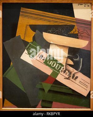 Trauben, 1916, Juan Gris, Museo Nacional Centro de Arte Reina Sofia, Madrid, Spanien, Europa - Stockfoto