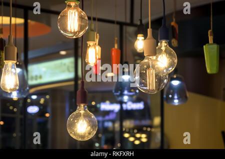 Luxus Beleuchtung Dekoration - Stockfoto