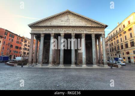 Pantheon - Rom - Stockfoto