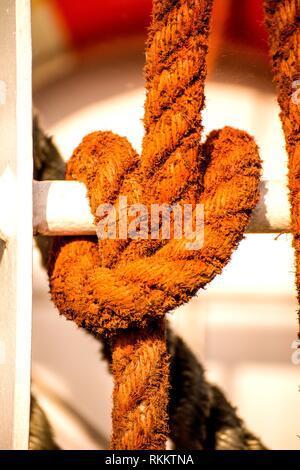 Gelander Knoten Stockfotografie Alamy