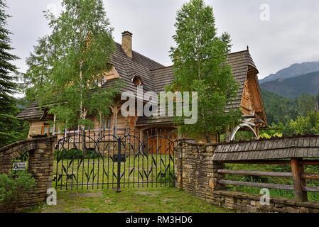 Maison Moderne de style Zakopane revisite, Zakopane, Region ...