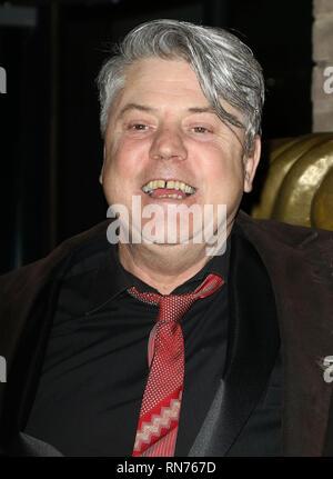 Nov 22, 2015 - London, England, UK - British Academy's Kinder Awards, The Roundhouse, Camden Foto zeigt: Mark Little - Stockfoto