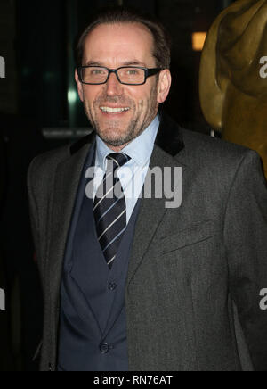 Nov 22, 2015 - London, England, UK - British Academy's Kinder Awards, The Roundhouse, Camden Foto zeigt: Ben Miller - Stockfoto
