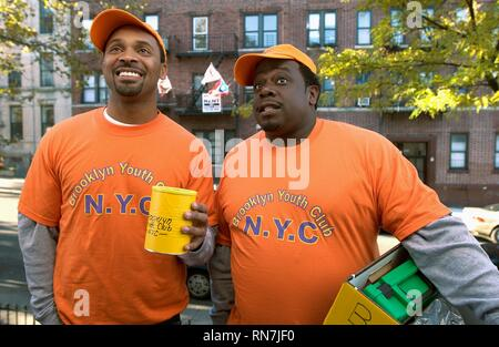 MIKE EPPS, Cedric The Entertainer, die HONEYMOONERS, 2005 - Stockfoto