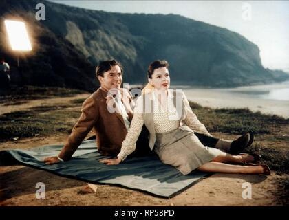 JAMES MASON, Judy Garland, EIN STAR WIRD GEBOREN, 1954 - Stockfoto