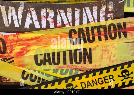 Warnung Auf Englisch