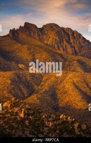 Bilder aus der Chiricahua National Monument - Stockfoto
