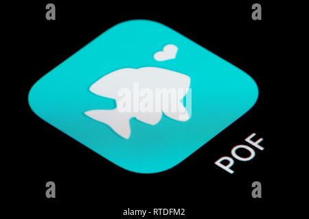 Viele Fischdating-Website anmelden