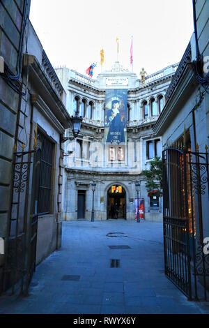 Barcelona Wax Museum, das Museo de Cera - Stockfoto