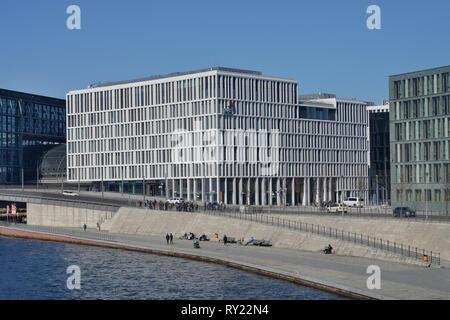 PWC, Kapelle-Ufer, Mitte, Berlin, Deutschland - Stockfoto