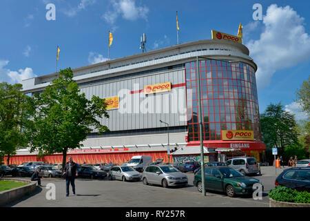 Poco Einrichtungsmarkt Bluecherplatz Kreuzberg Berlin Deutschland Bl3cherplatz
